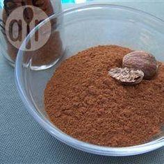 Gewürzmischung für Apfelkuchen @ de.allrecipes.com