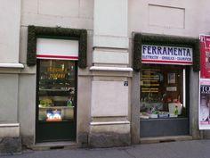 Ferretería en Turín (Italia)