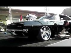 1968 Dodge Charger SRT-10 Viper Powered - YouTube