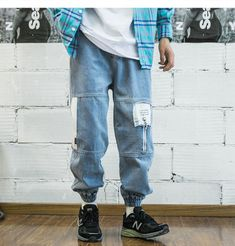 Denim Joggers, Cargo Jeans, Suede Shorts, Rugged Look, White Tees, Distressed Denim, Wardrobe Staples, Casual Pants, Mom Jeans
