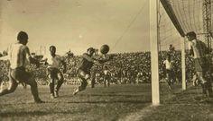 Rivalidade. Após o massacre de 6 a 1 dos argentinos, Brasil conseguiu vencer por 3 a 2 a Argentina, também pela Copa Roca