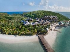 The world's most expensive holiday resort — Calivigny Island : theCHIVE