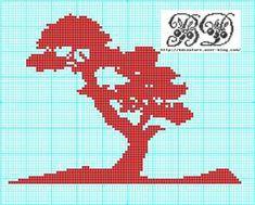 Grille gratuite du vendredi : Mon arbre - Brigitte DADAUX