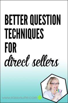 question techniques