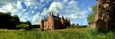 Castles in the skies, castle in Roeselare (Belgium) by Stijn Vansteenbrugge on 500px