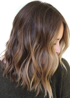 Get A Most Popular Hair Colors Idea for Autumn/Winter Season