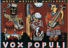 Vox Populi – Plakat – Wagenbreth