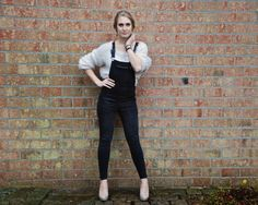 Polished Cats: Outfit: Fluffy Dungarees