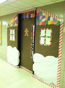 cristina celzo gingerbread house door decor teacher-creations