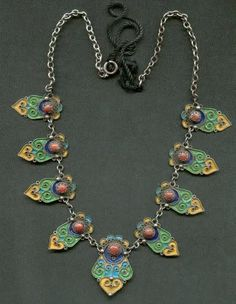 Maghrebian ethnic jewellery