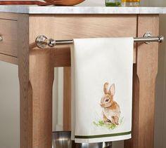 bunnycottage.quenalbertini: Kitchen towel