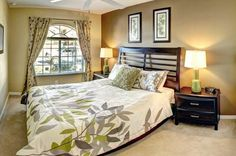 Orlando vacation home bedroom from Homes4uu