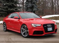The Audi RS5 doesnt really look like a killer, but get behind the wheel, and its intentions become more evident.