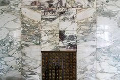 Adolf Loos - Bridge Club Vienna - Detail