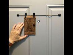 Little Barn Door for Home Security | Hometalk