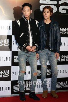 SooHyuk & Jonghyun @ Commitment premiere