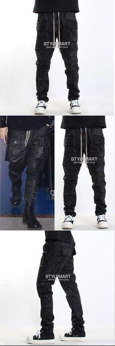 Zhqunhuu trousers