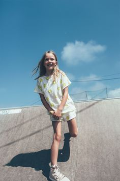 ZARA - #zaraeditorial - KIDS - TIME TO PLAY | GIRL