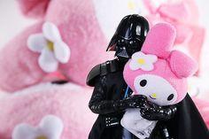 Even Vader needs love...
