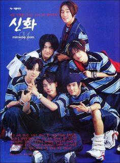 Shinhwa oldschool