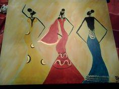 THREE LADY FRIENDS