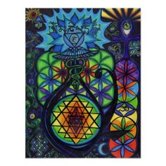 Sacred Symbolism Print