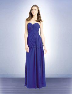 Bill Levkoff Bridesmaid Dresses - Style 732 #blue #bridesmaid #dresses