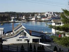 Boothbay Harbor, Maine. Go to www.YourTravelVideos.com or just click on photo for home videos and much more on sites like this.