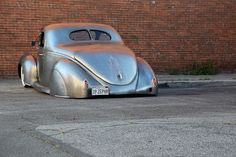 1939 Lincoln Zephyr by LOWTECH garage photography, via Flickr