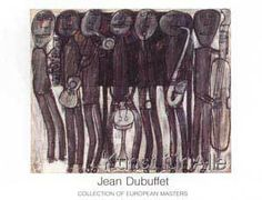 Jean Dubuffet - Jazzband New Orleans