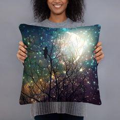Soft Pillows, Accent Pillows, Decorative Pillows, Throw Pillows, Teal Bedding Sets, Get Funky, Midnight Sky, Back Pillow, Pillow Sale