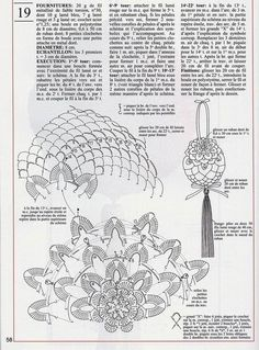 #szydełko #BożeNarodzenie #bombki #ozdoby Crochet Ornaments, Christmas Crochet Patterns, Crochet Snowflakes, Crochet Flower Patterns, Handmade Ornaments, Crochet Motif, Crochet Doilies, Crochet Flowers, Christmas Decorations For The Home