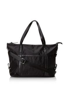 56% OFF Chocolat Blu Women's Tote Bag, Black