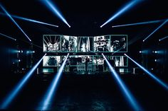 """Grammy Award-winning hip hop artist  Lecrae's""""Anomaly"""" tour. LabeLive's team of John Boyd, Matthew Brewer and Kyle Lollis designed the rig with Lecrae's Production Manager Justin Jones and LD Cory Fornier.  http://livedesignonline.com/labelive-supplies-elation-platinum-series-lighting-rig-lecrae-tour"""