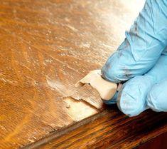 Как отреставрировать старую мебель своими руками?