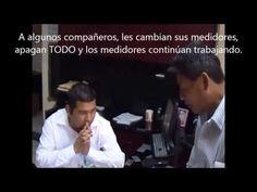 Peligro Medidores Inteligentes ln.is/youtu.be/zNjx #ConcienCIARadio #AlexanderBackman FRAUDE DE CFE PARA EL BOLSILLO DEL MEXICANO