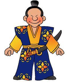 Ancient Japan: Samurai, Peasant, Artisan, Merchant (SPAM) - Lesson Plans and game for Feudal Japan
