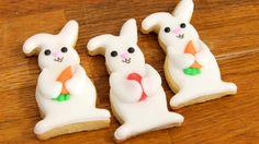 Osterhasen Cookies