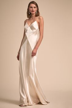 Huxley Gown from @BHLDN