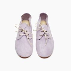 Women's Boat Hobe Lilac Hobes Shoes Footwear Flats Boots Leather Suede Colour