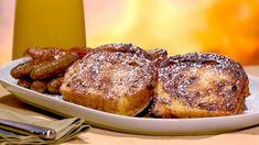 Mario Batali's Leo and Benno's Cinnamon Swirl French Toast