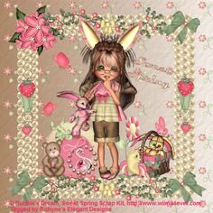 Bubble's Dream- Sweet Spring Scrap Kit - available at: http://wilma4ever.com/index.php?main_page=product_info=3_id=21025