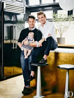 Nate Berkus and Jeremiah Brent Show Off Their NYC Home