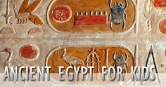 Here kids can color Ancient Egyptian images, view 3D graphics, color puzzles, and test their knowledge with our trivia questions! Our activity sections are wonderful for teachers who need extra materials to teach their children about Ancient Egypt. All activities here are free and fun to try.