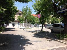 Montesilvano invertito il senso di marcia  nella strada che collega  via San Francesco e via San Domenico