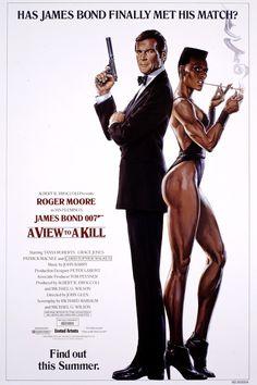 James Bond 007: A View to Kill (1985)