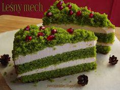 Spinach Cake, Watermelon Cake, Forest Cake, Polish Recipes, Polish Food, Avocado Toast, Banana Bread, Slow Cooker, Tasty