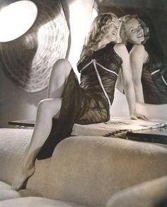 Marilyn Monroe by Earl Moran, 1948