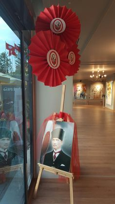 Atatürk Indonesian Independence, Pre School, Independence Day, Red And White, Flag, Education, How To Plan, Kids, Young Children