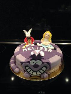 #Cake #Alice in Wonderland